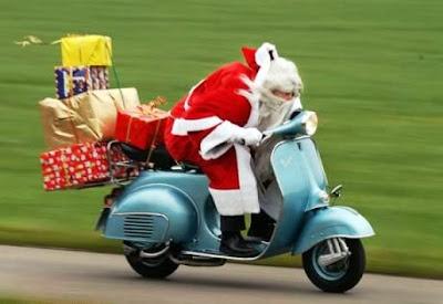 Imagens do Papai Noel Engraçado (humor)