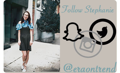 Follow Stephanie