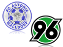 FC Astoria Walldorf - Hannover 96
