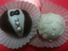 Bride and Groom Bon Bons
