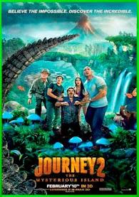 Viaje al centro de la tierra 2 | DVDRip Latino HD Mega 1 Link