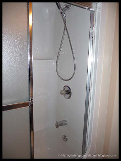 shower faucet problem