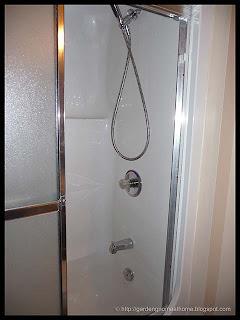 shower faucet problem