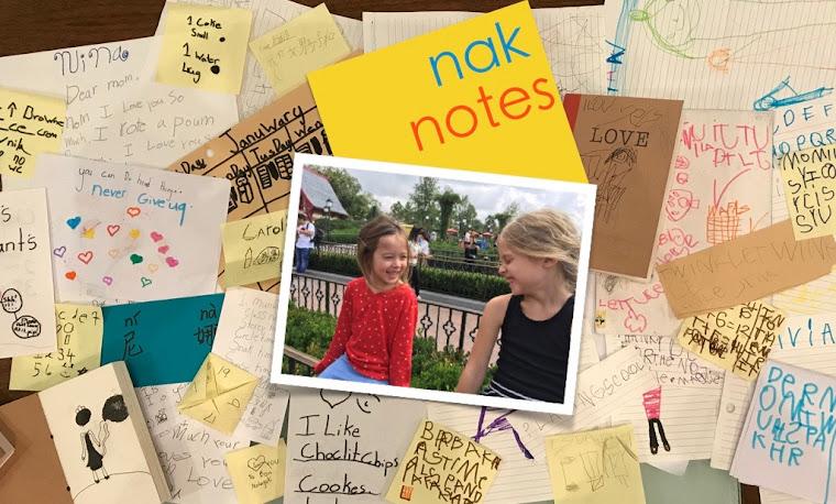 Nak Notes
