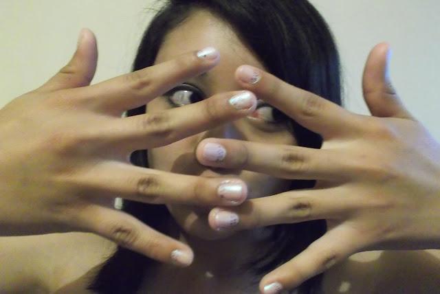 manicure casero