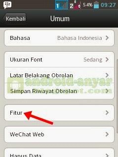 Cara Aktifkan Fitur Broadcase Message WeChat