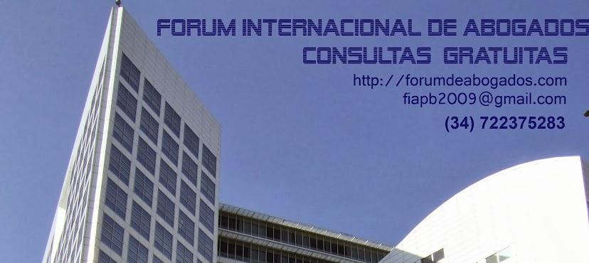 Forum Internacional de Abogados