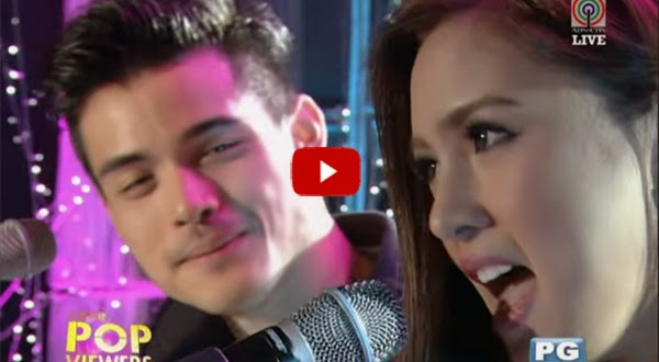 OMG! Kim Chiu and Xian Lim's Magkabilang Mundo duet