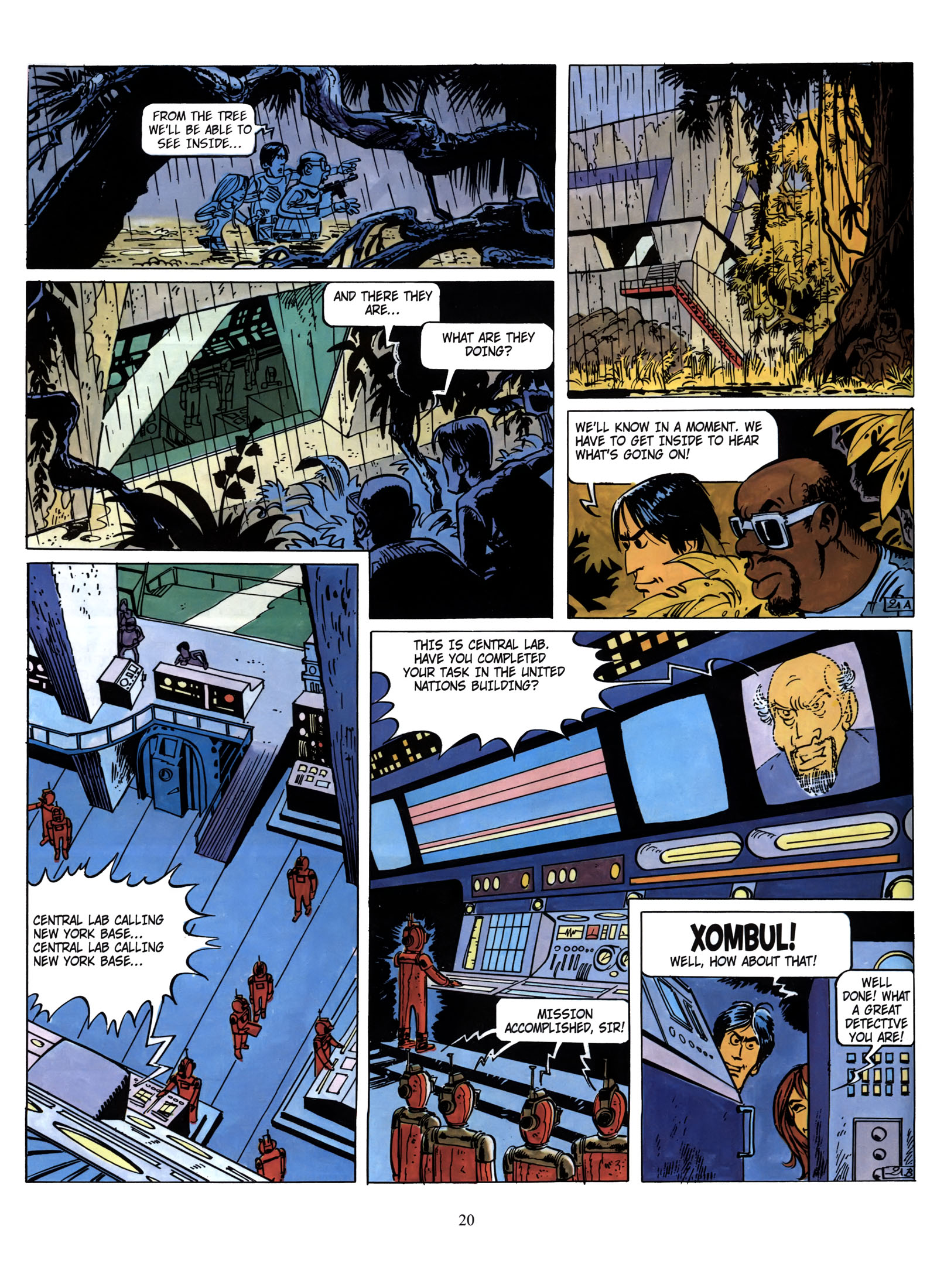 Valerian and Laureline #1 #23 - English 21