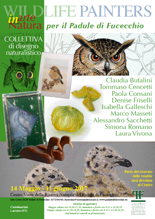 Mostra collettiva a Castelmartini