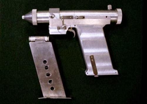 Pistol laser Uni Soviet