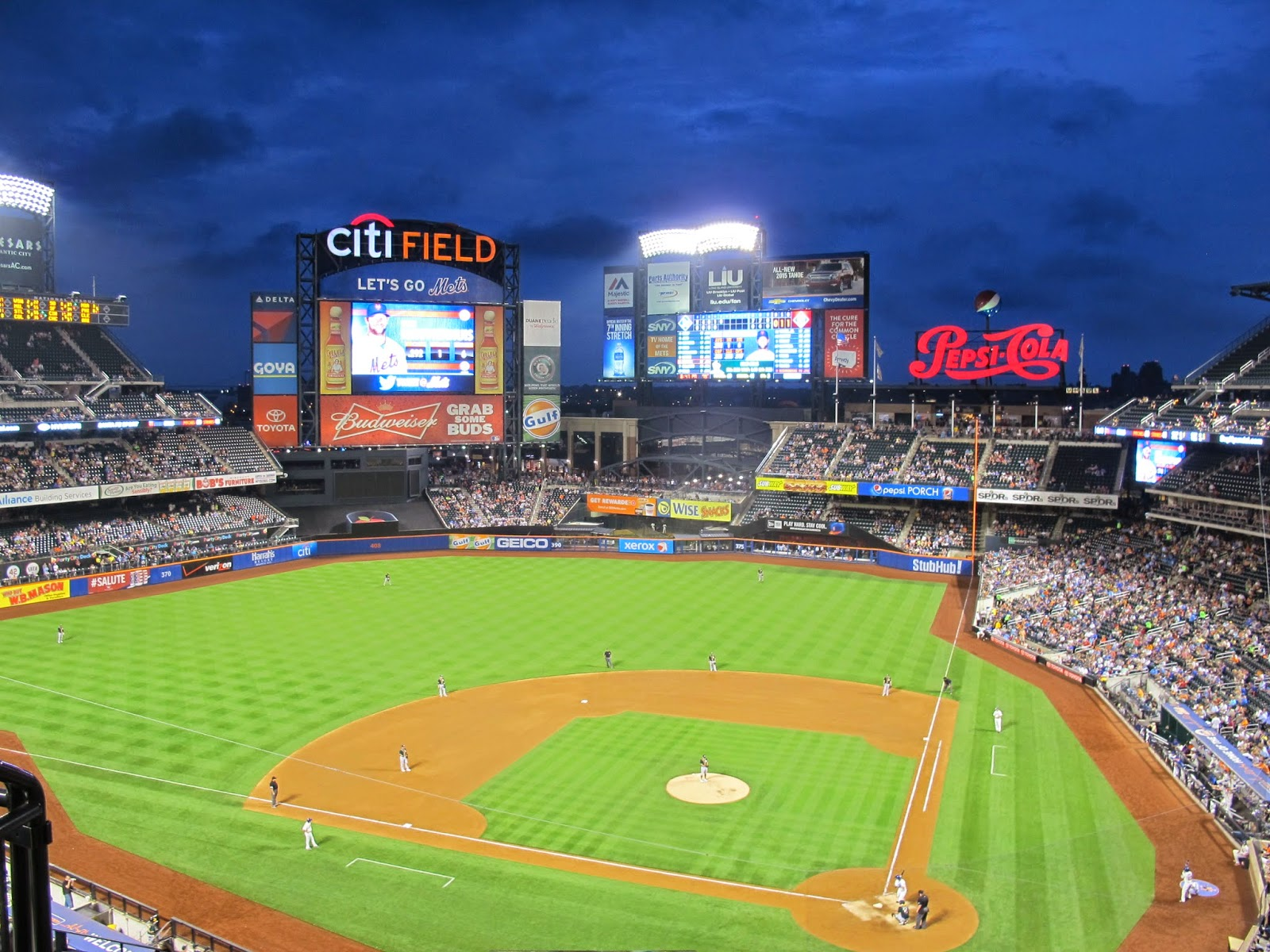Blog About a Dog New York Mets