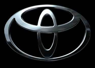 toyota logo black background. toyota logo black background a