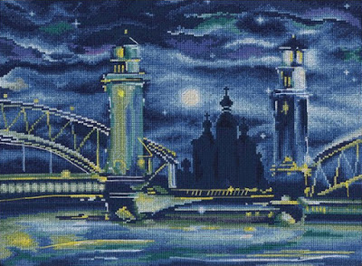 RTO, Ночная сказка Петербурга