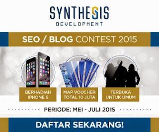 Kontes seo Synthesis Development - Developer Properti Indonesia terbaik
