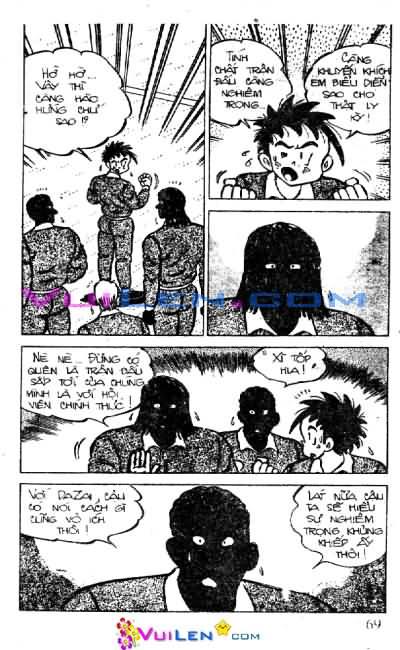 Jindodinho - Đường Dẫn Đến Khung Thành III  Tập 47 page 69 Congtruyen24h