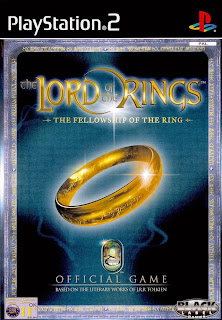 The Lord of the Rings: The Fellowship of the Ring Ps2 Iso Ntsc Mega Juegos Para Playtation 2