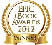 2012 EPIC eBook Award Winner Love, Sam