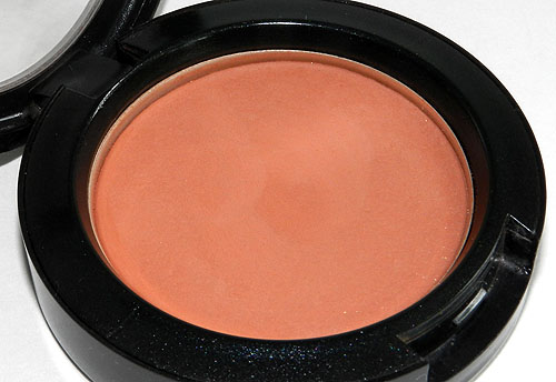 mac coppertone blush review