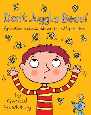 Cover picture of Don't Juggle Bees!, a self published children's picture book