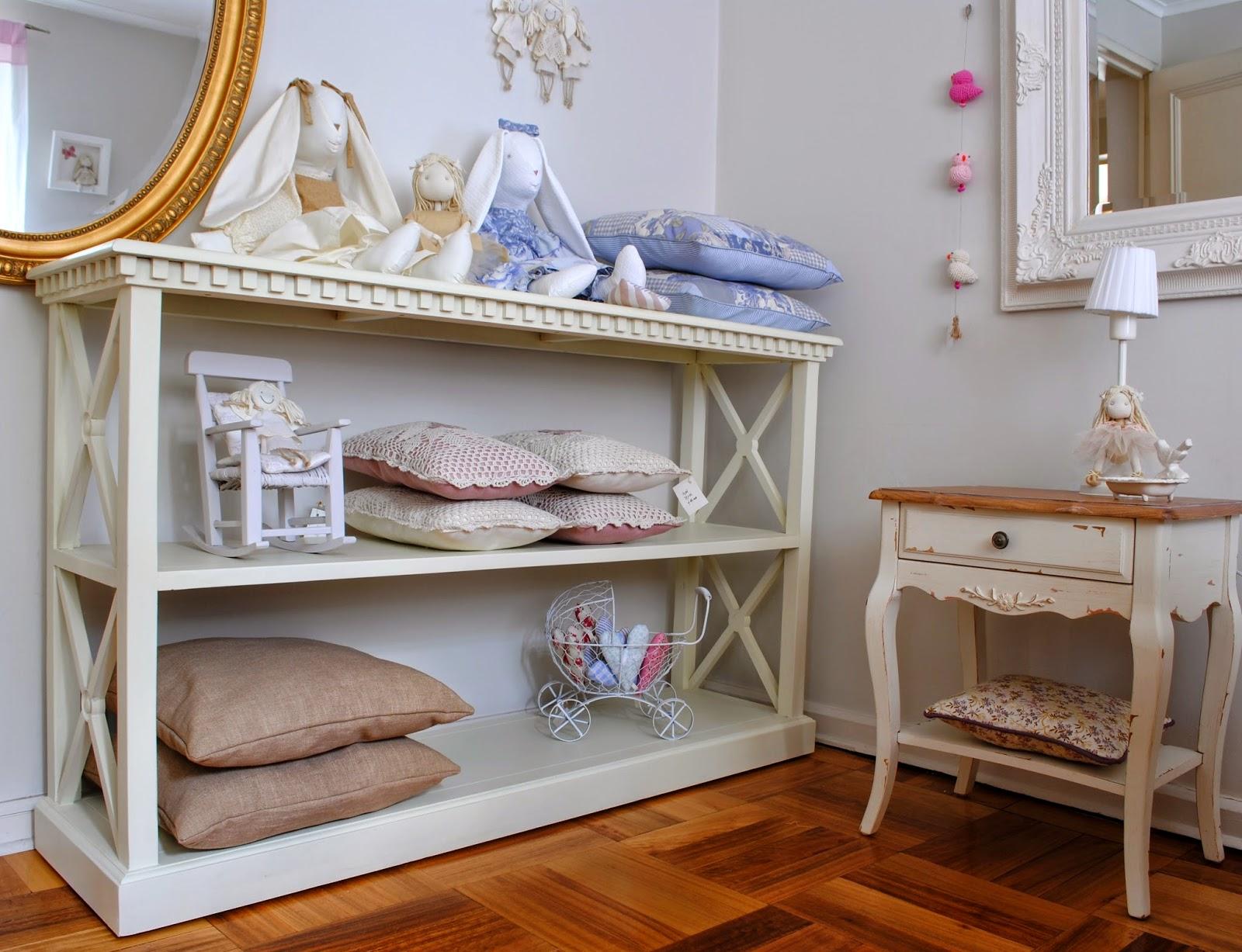Paz montealegre decoraci n muebles normando y provenzal - Dormitorios reciclados ...