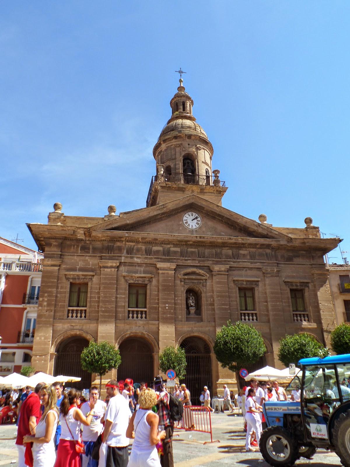 El Blog de María Serralba-La Rioja, lugar de vino, historia y tradición - 2ª parte