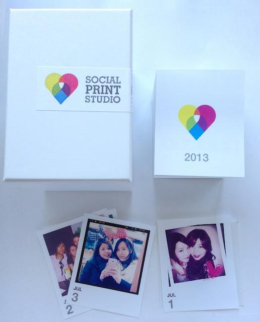 gift ideas, printstagram, instagram, twoplicates, site review, photos, review, calendar, melbourne, bloggers, beauty