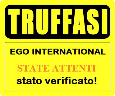 Ego International Group Truffatori– egointernational truffa ...
