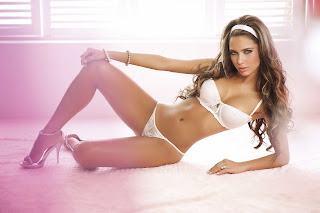 Catalina Otalvaro hot in sexy Besame Lingerie Photo Shoot