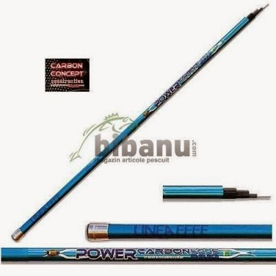 Varga Tele Carbon Power 7m/5 25g
