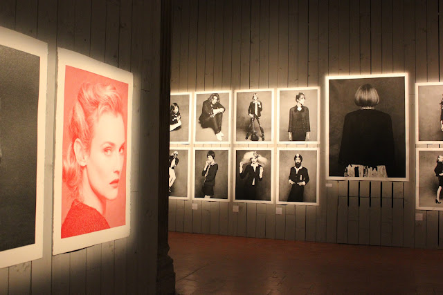 Karl Lagerfeld exhibition