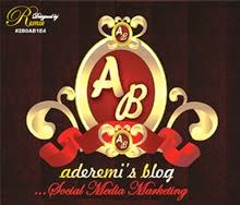 Welcome to Aderemi's Blog