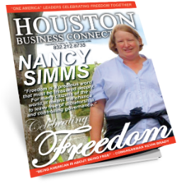 "MEET NANCY SIMMS ONE OF THE ""THOUGHT LEADERS"" FOR THIS SERIES"