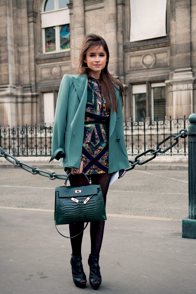 Sparkly Fashion: Style Icon: Miroslava Duma