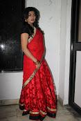 Sowmya glamorous half saree photos-thumbnail-16