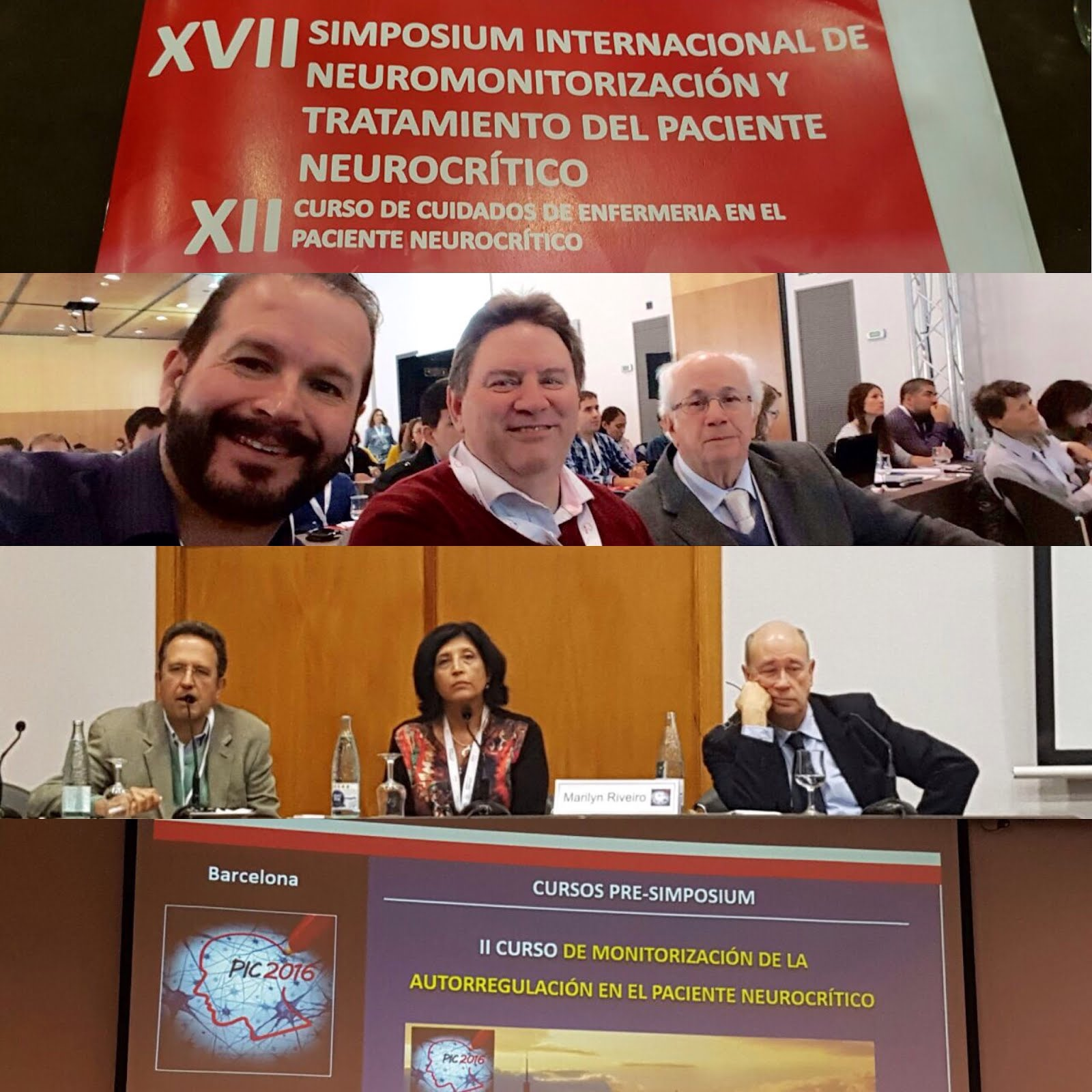 XVII Simposium International de Neuromonitorización y Tratamiento del Paciente Neurocrítico