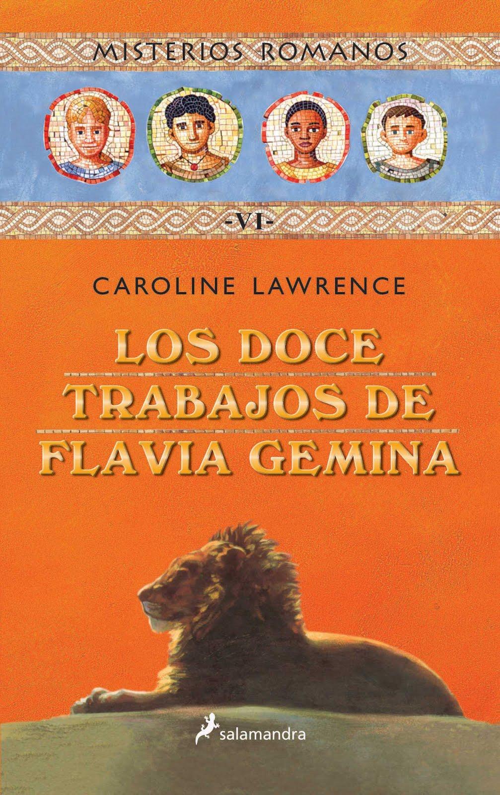 LOS DOCE TRABAJOS DE FLAVIA GEMINA
