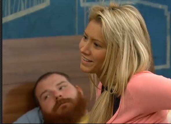 Mccrae and amanda big brother hook up 4