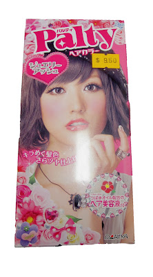 Everlastinghail Palty Jewelry Ash Hair Dye Review