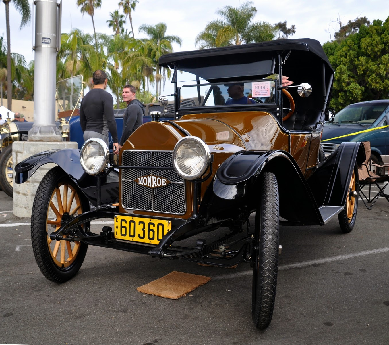 The best year of the company was 1920 with 2 653 cars sold in 9 years they built less than 15 000 automobiles