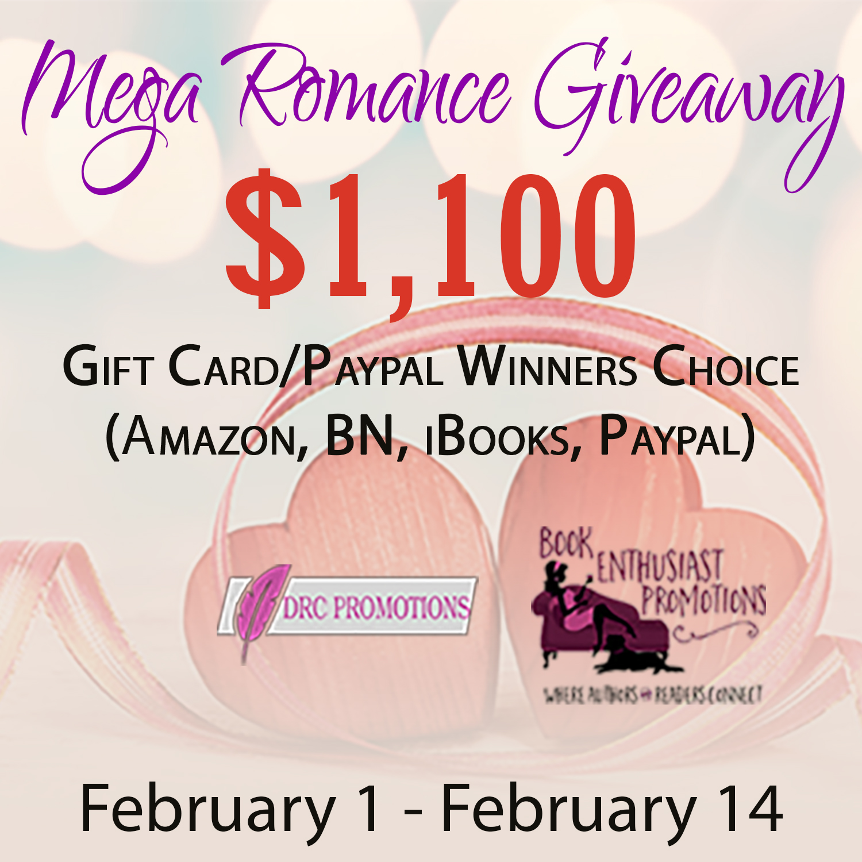 Mega Romance Giveaway