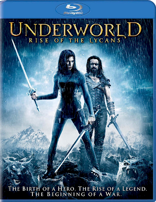 Download Underworld Quadrilogy (2003   2012) BluRay 720p x264 Ganool