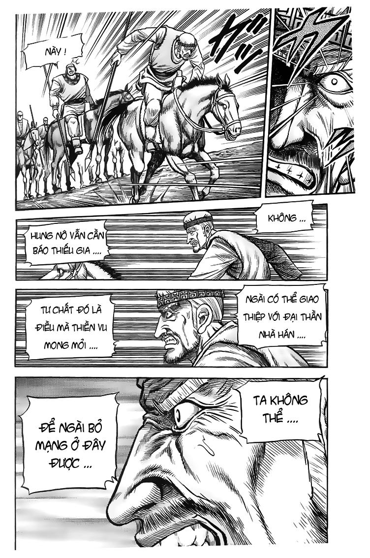 Chú Bé Rồng - Ryuuroden chap 115 - Trang 32