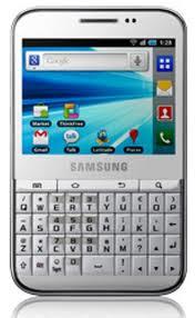 Conoce el Smartphone Samsung Galaxy Pro