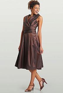 vestidos de cetim