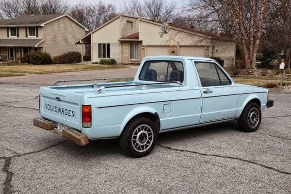 1981 Volkswagen Rabbit Pickup Truck - Buy Classic Volks