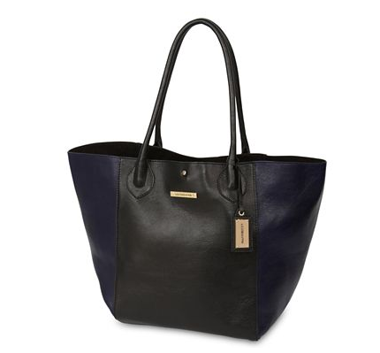 Celine trapeze luggage tote dupe JC penny liz claiborne weekender tote