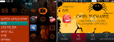1 111029145532 1 Halloween 2011 Ani. blackberry themes (Free Trial)