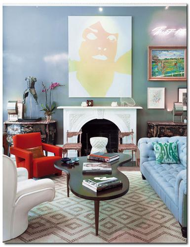Style Inside Home Tour Christine D Ornano
