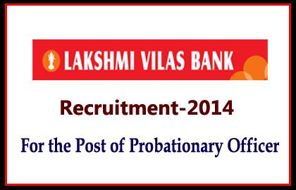 Lakshmi Vilas Bank Logo Lakshmi Vilas Bank Recruitment